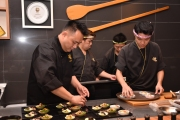 2017年3月関西・食・輸出推進事業協同組合 レストランフェアinシンガポール DSC_0277