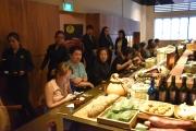 2017年3月関西・食・輸出推進事業協同組合 レストランフェアinシンガポール DSC_0345