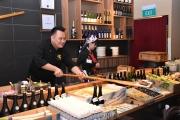 2017年3月関西・食・輸出推進事業協同組合 レストランフェアinシンガポール DSC_0359
